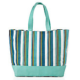 Riviera Tote Bag - Aquamarine