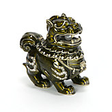 Jeweled Lucky Foo Dog Box