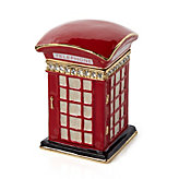 Phone Booth Trinket Box