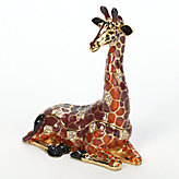 Giraffe Jewelry Box