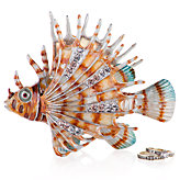 Jeweled Lion Fish Box