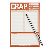 Crap List Notepad