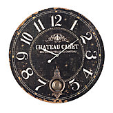 Chateau Canet Clock