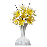 Magnolia Stem - Set of 3 - Lemon