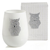 Icon Candle - Owl