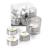 Flameless TeaLight Set