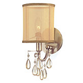 Quinn Wall Sconce - Brass