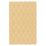 Ariana Dhurrie Rug - Lemon