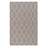 Ariana Dhurrie Rug - Grey