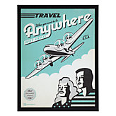 Vintage Plane Travel