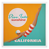 Vintage Sunshine California