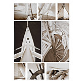 Nautical Collection - Set of 8