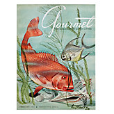 Gourmet June 1952 Underwater