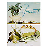 Gourmet August 1944 Key Lime