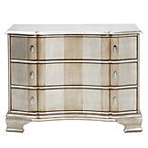 Audrey 3 Drawer Chest - Striped