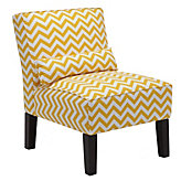 Bailey Accent Chair - Zig Zag