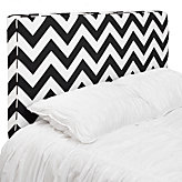Charlie Headboard - Zig Zag