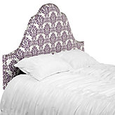 Grace Headboard - Orchid