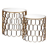 Koi End Tables - Set of 2