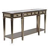 Palais Console/Hall Table With Shelf