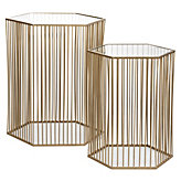 Stixx End Tables - Set of 2