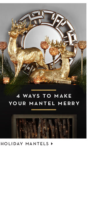 Holiday Mantels