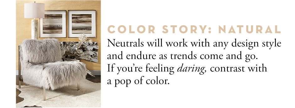 Color Story: Natural