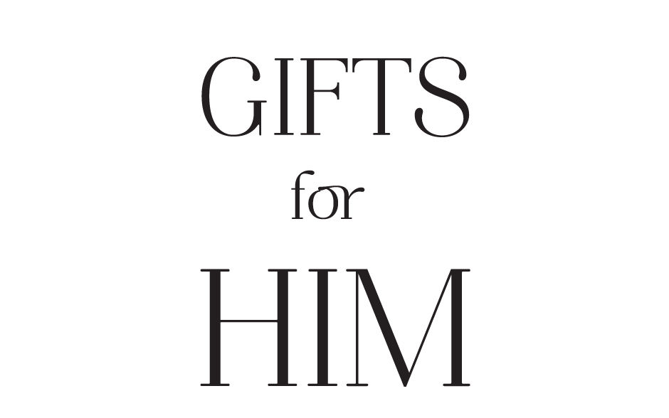 The Holiday Gift Guide Collection