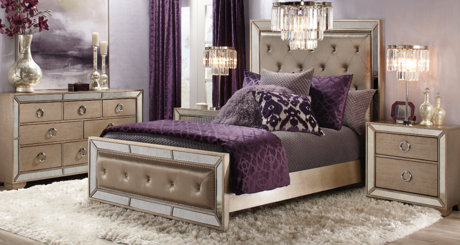 Amethyst Furniture and Decor