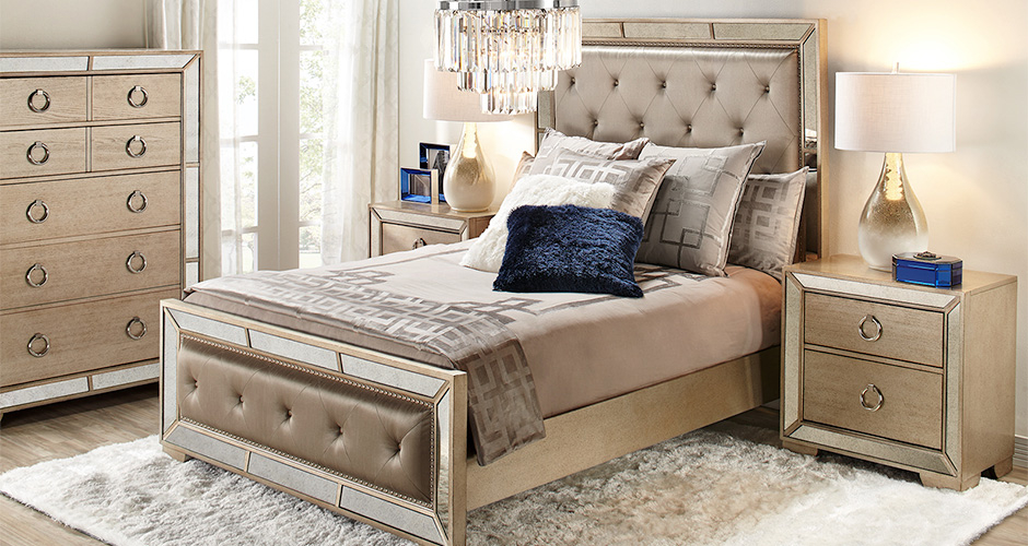 ava bedroom & dining room collection | z gallerie