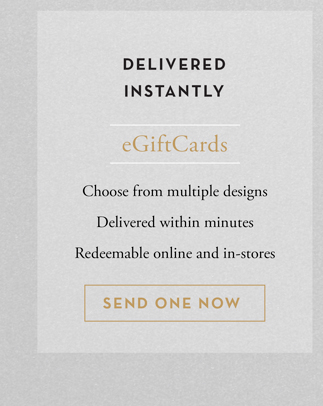 eGiftCards - send one now