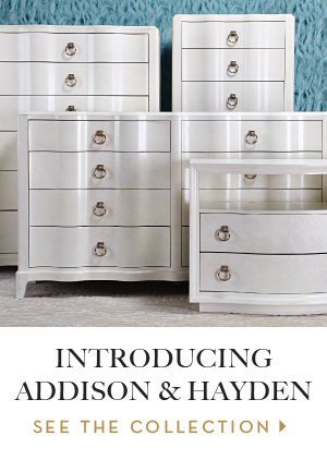 introducing our new addison and hayden collection