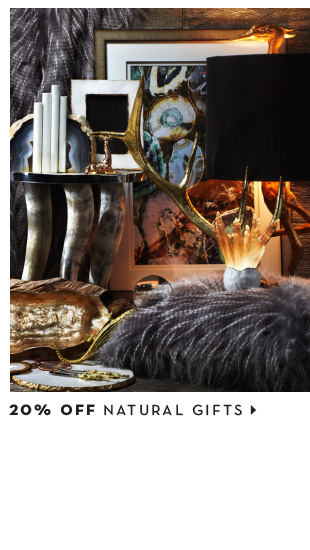 20% off natural gifts