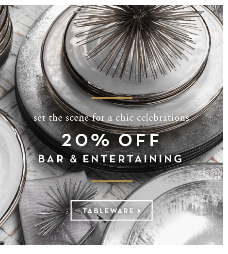 bar and entertaining