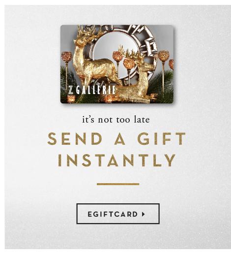 send an egiftcard