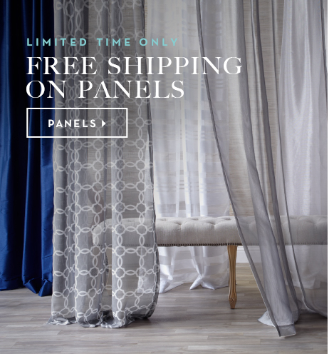 free shipping on panels