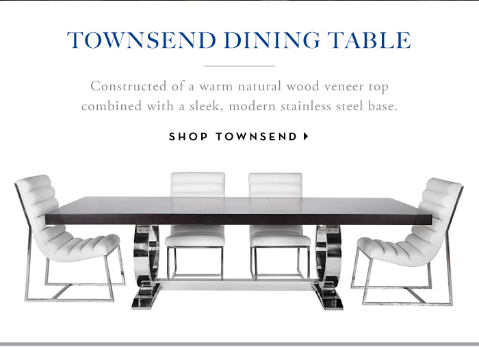 Shop Townsend Dining Table - Make SEO Easy: Sapphire Saturation