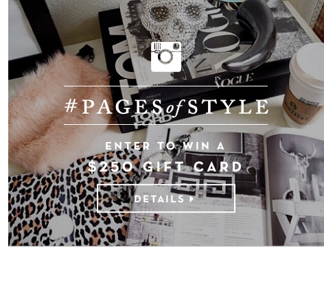 Pages of Style