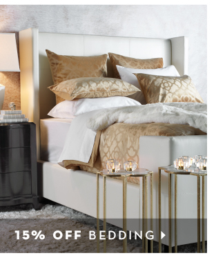 15% off Bedding