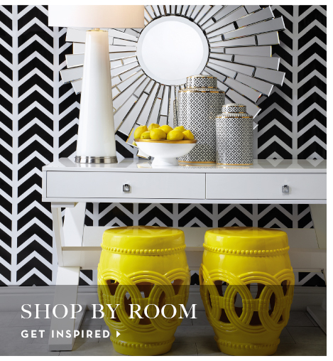 Shop by Room. Get Inspired