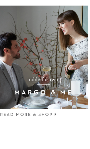 Table for Two - Margo & Me