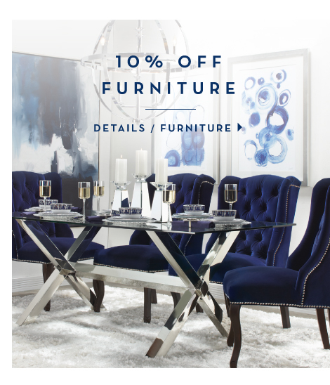 10% off Furniture
