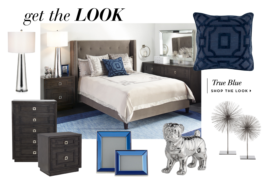 The Porter Bedroom. Get the bedroom look.