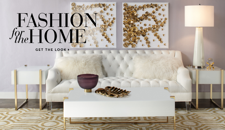 Simone Livingroom - Get the Look