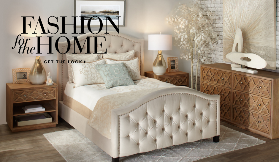 Nicolette Bedroom - Get the Look