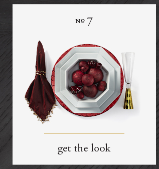 7 - Get the look