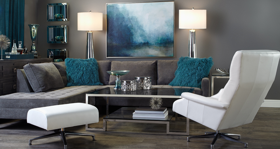 z gallerie living room furniture
