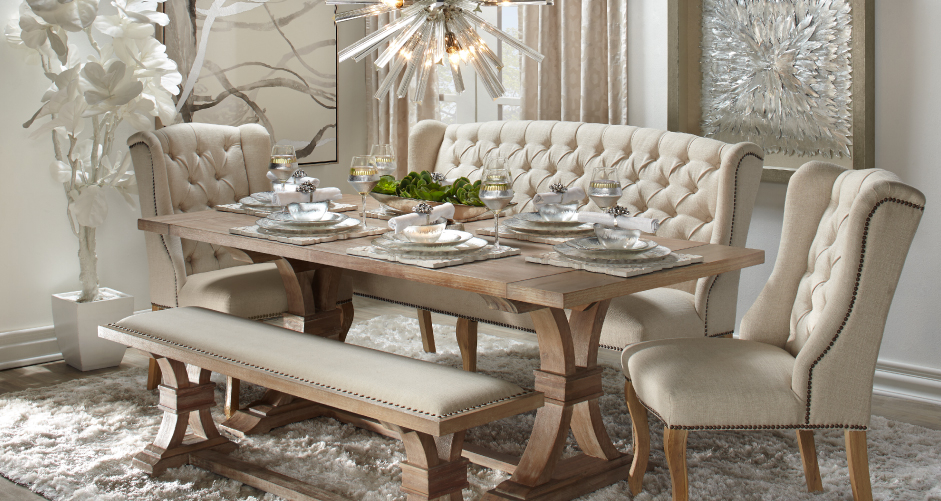 Stylish home decor chic furniture at affordable prices for Z dining room chairs