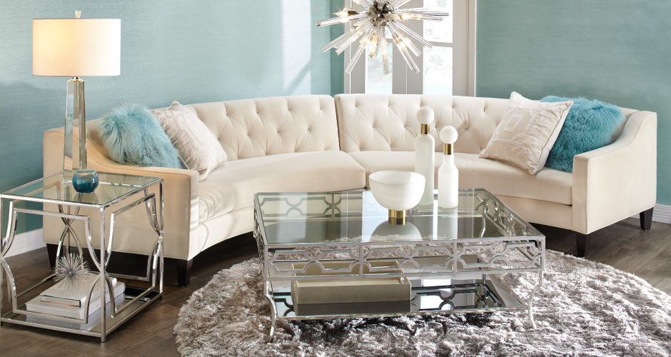 Living Room Furniture Inspiration Z Gallerie - Living room inspiration