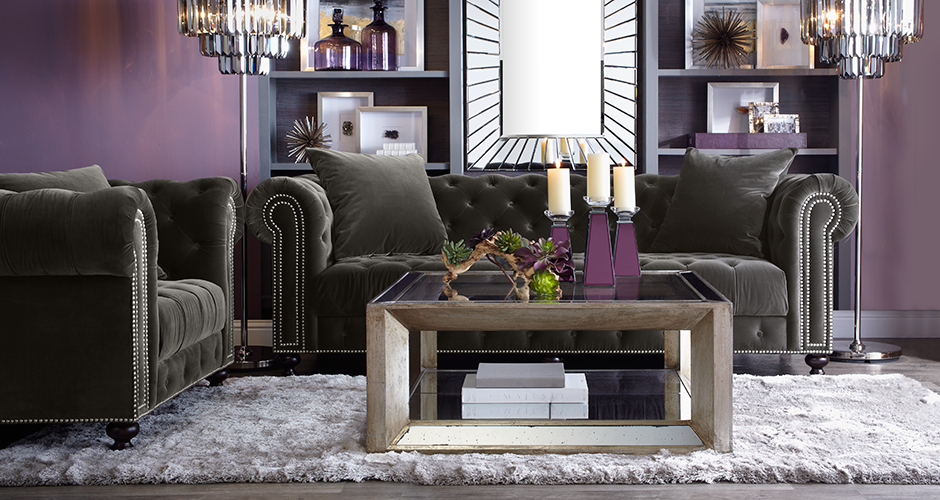 Z gallerie living room furniture modern house for Dining room z gallerie